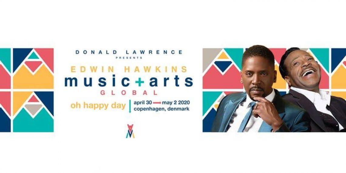 (Flyttet til 2021) Music and Arts Global