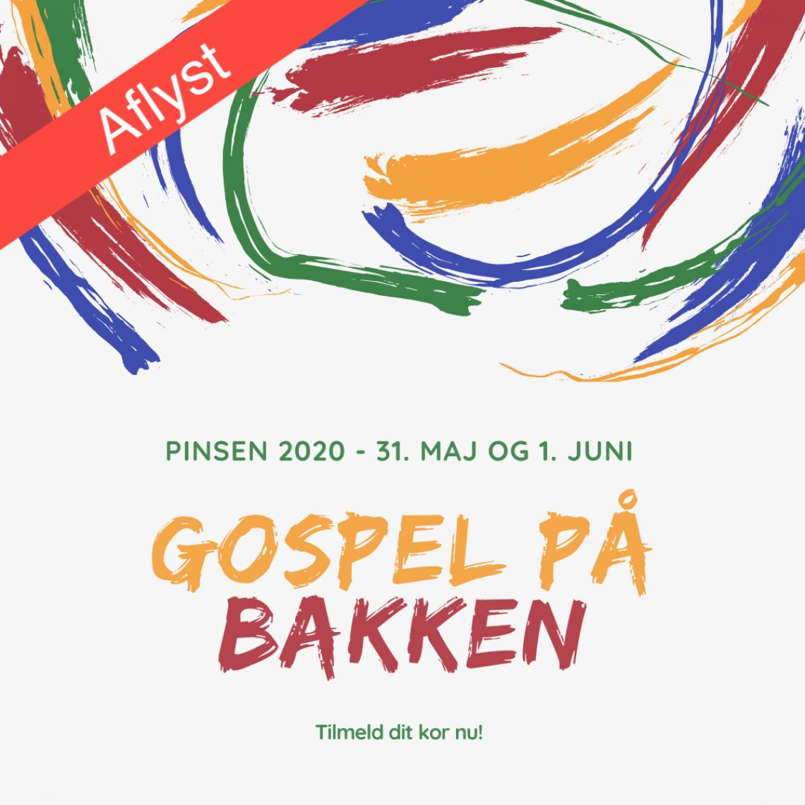 Gospel på Bakken 2020 (AFLYST)