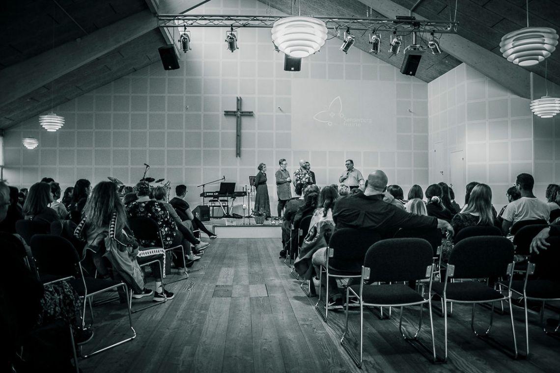 Online Gospelgudstjeneste Gospelfællesskabet Sønderborg