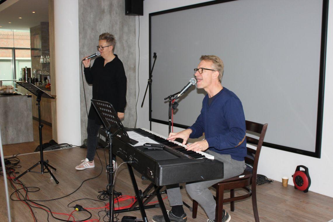 Gospelsange fra Hjertet - LIVE på Facebook