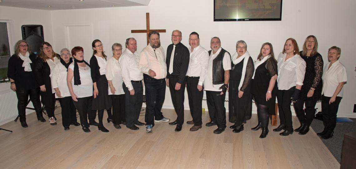 Sæsonstart Greve Gospel Singers