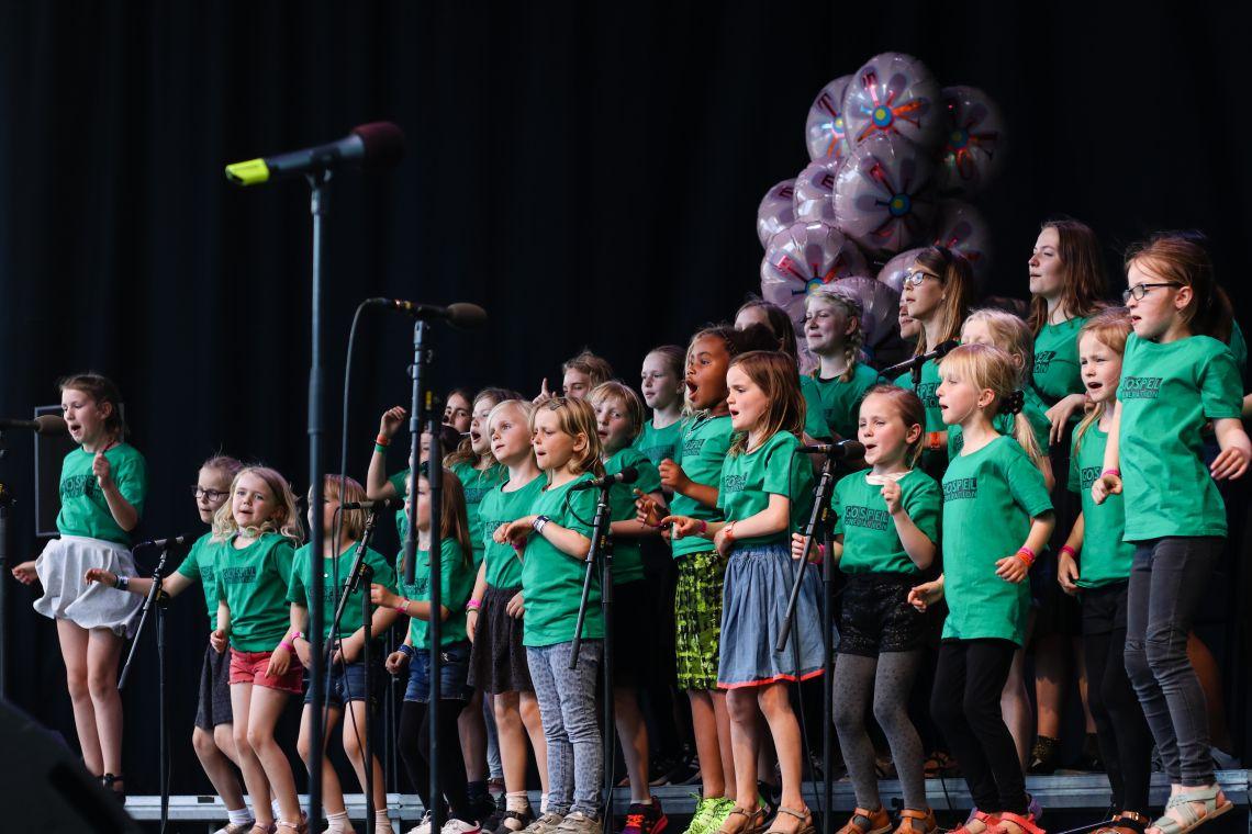 Sæsonstart Gospel Generation KIDS, Østerbro
