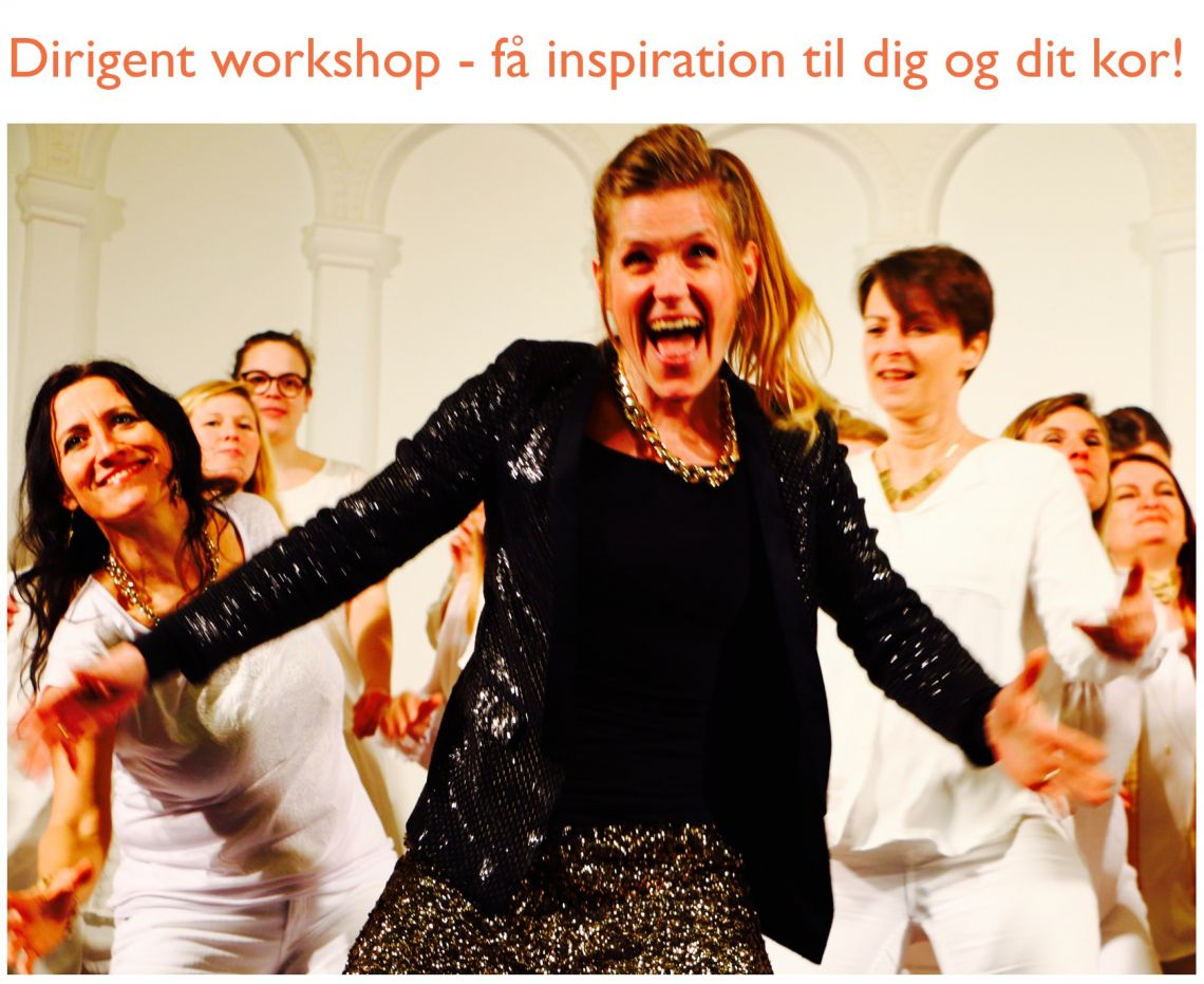 Dirigent workshop m. Sofie Hermind