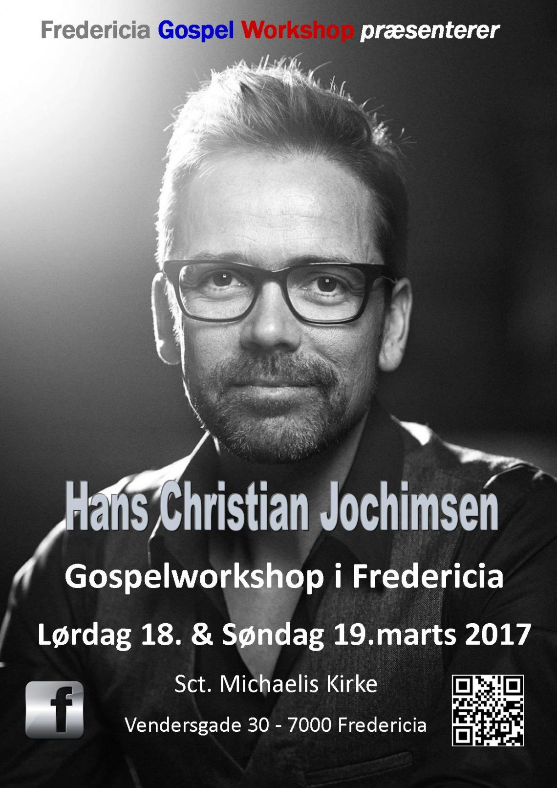 Fredericia Gospel Workshop 2017