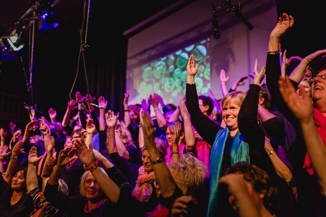 Sæsonstart i Copenhagen Gospel Singers