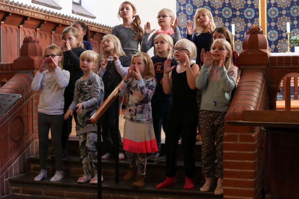 Sæsonstart Gospel Generation Østerbro