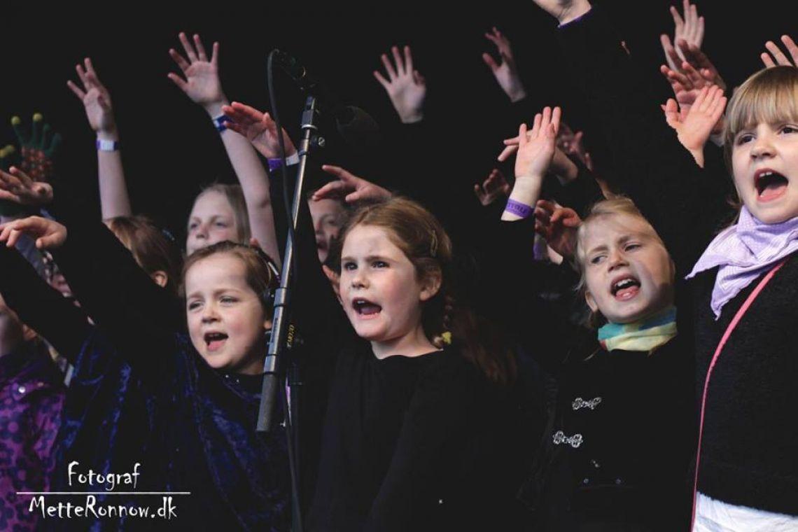 Sæsonstart Gospel Generation Kids og Next Amager