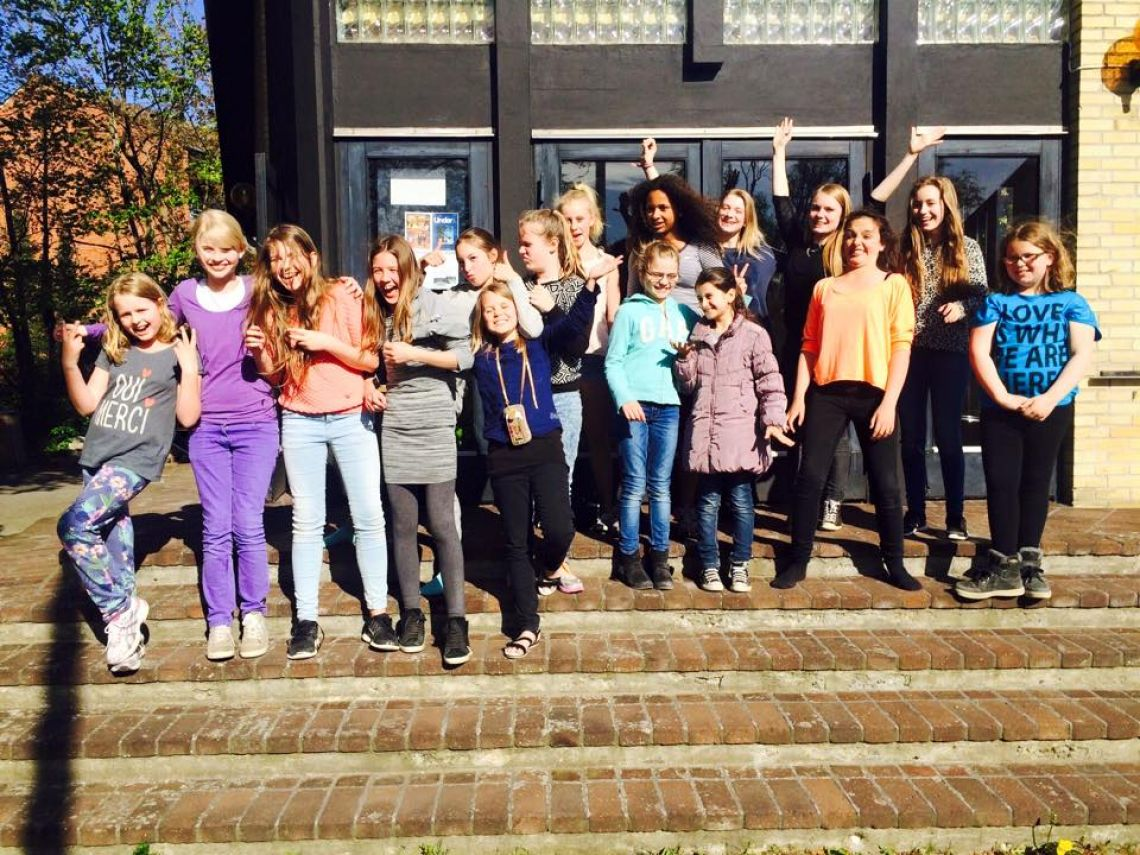 Sæsonstart Gospel Generation Kids og Next Lyngby