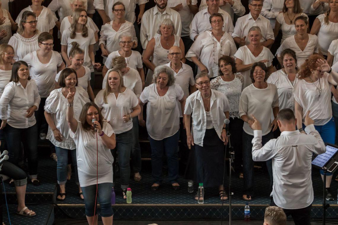 Amager Gospelkor Solistkoncert