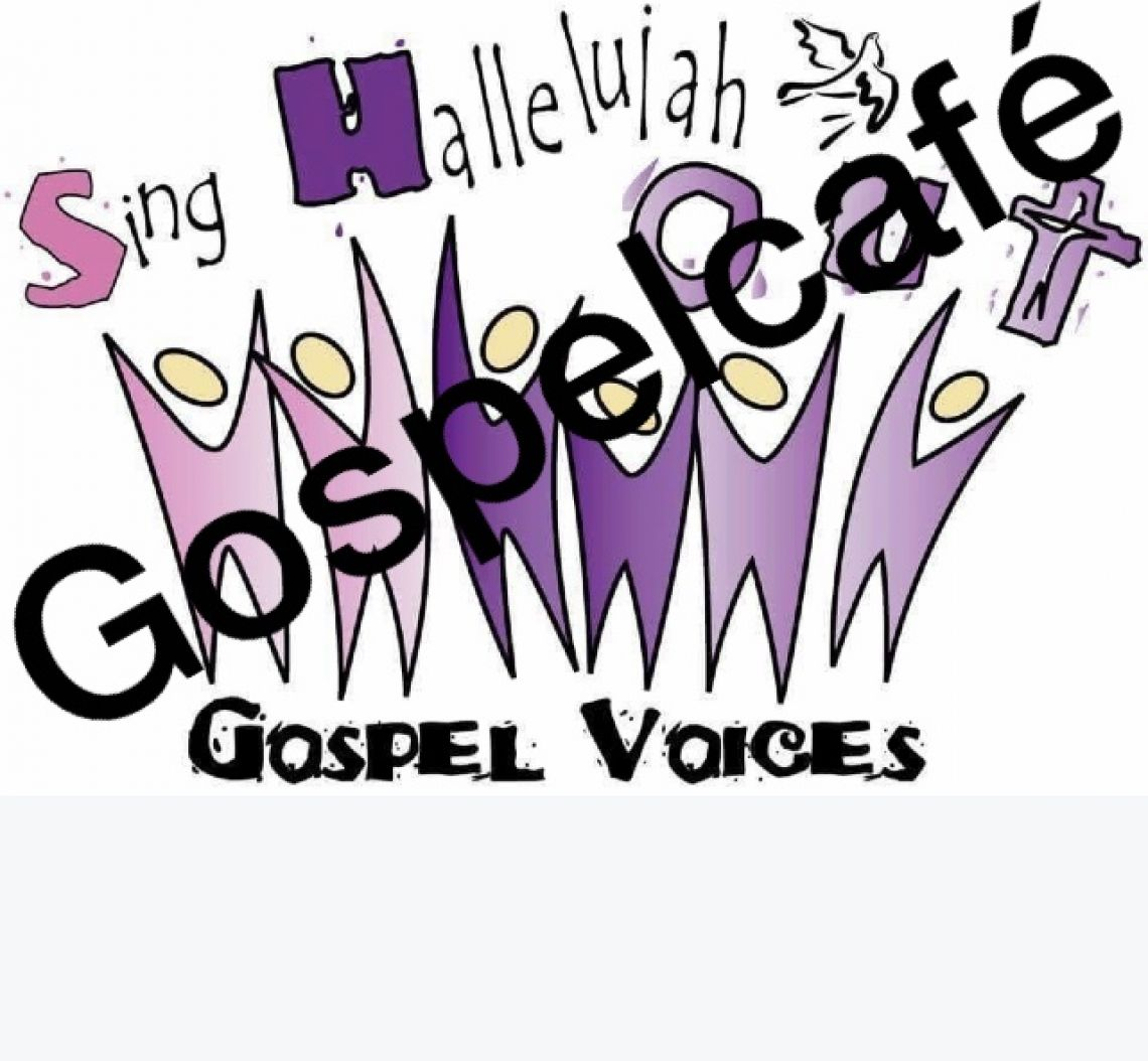 Gospelcafé Med SHOUT Gospel Voices