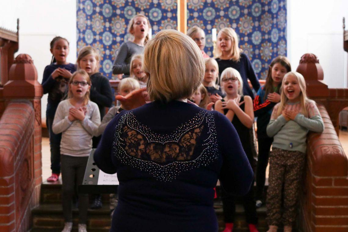 Julekoncert med Gospel Generation Østerbro