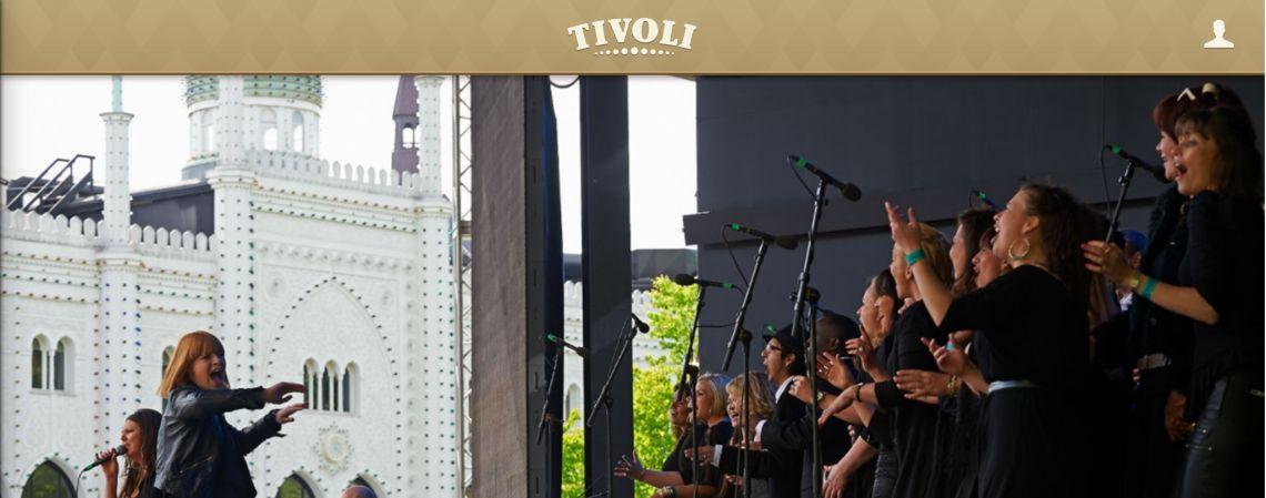 Joyces ved Tivoli Gospel Festival