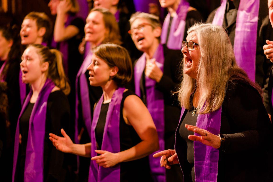 Påske-Gospel koncert