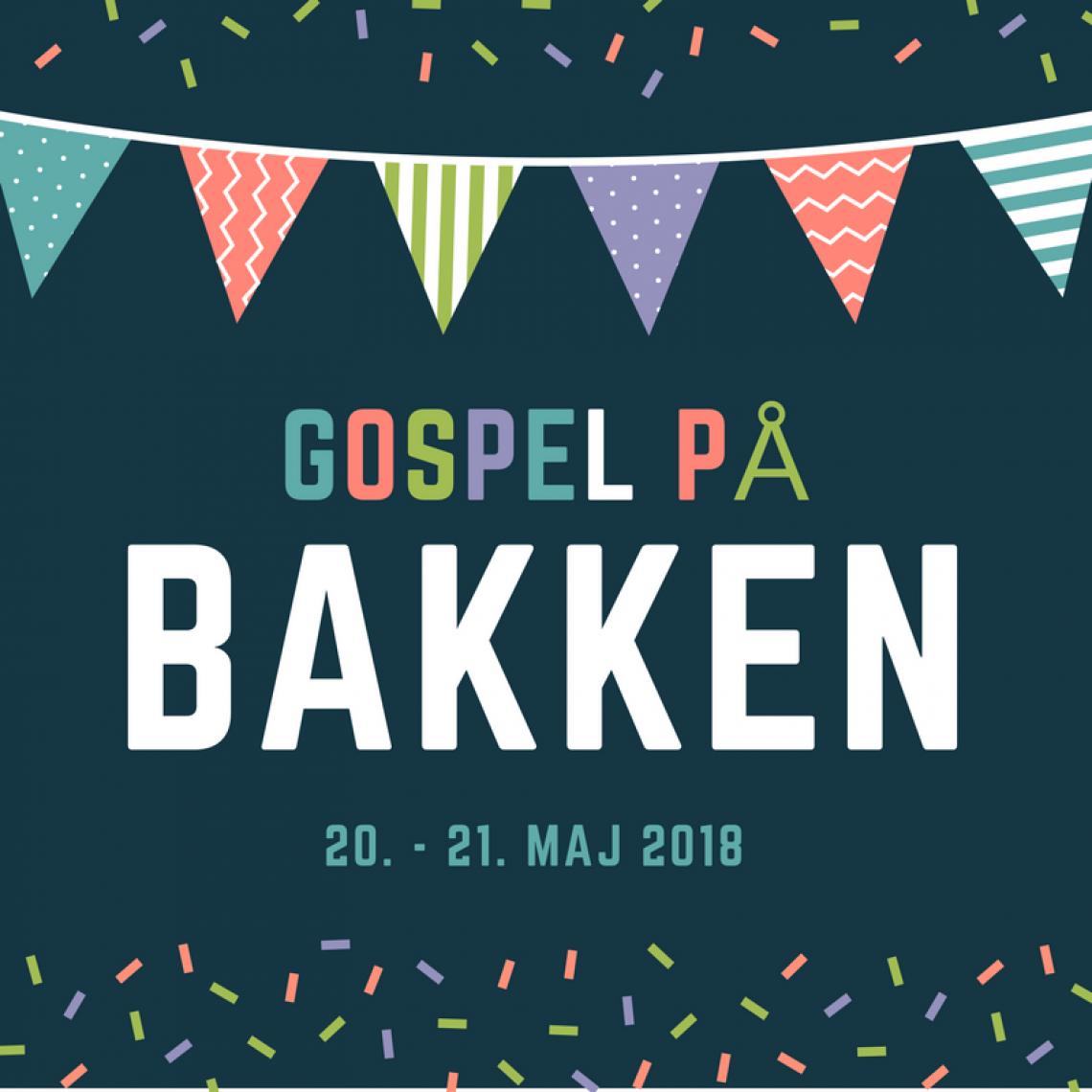 Gospel på Bakken 2018