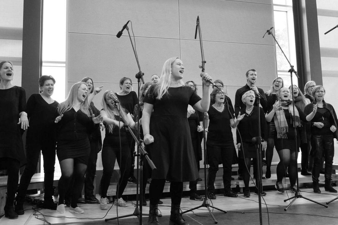 Koncert med GOOD HOPE: The Gift! (Vedbæk Kirke)