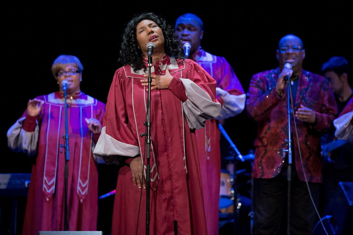 The Harlem Spirit of Gospel i Århus d.9 dec
