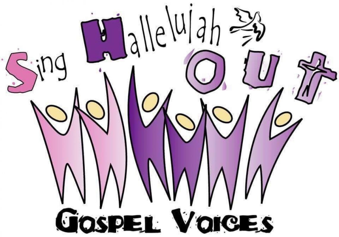 Gospelgudstjeneste med Shout Gospel Voices