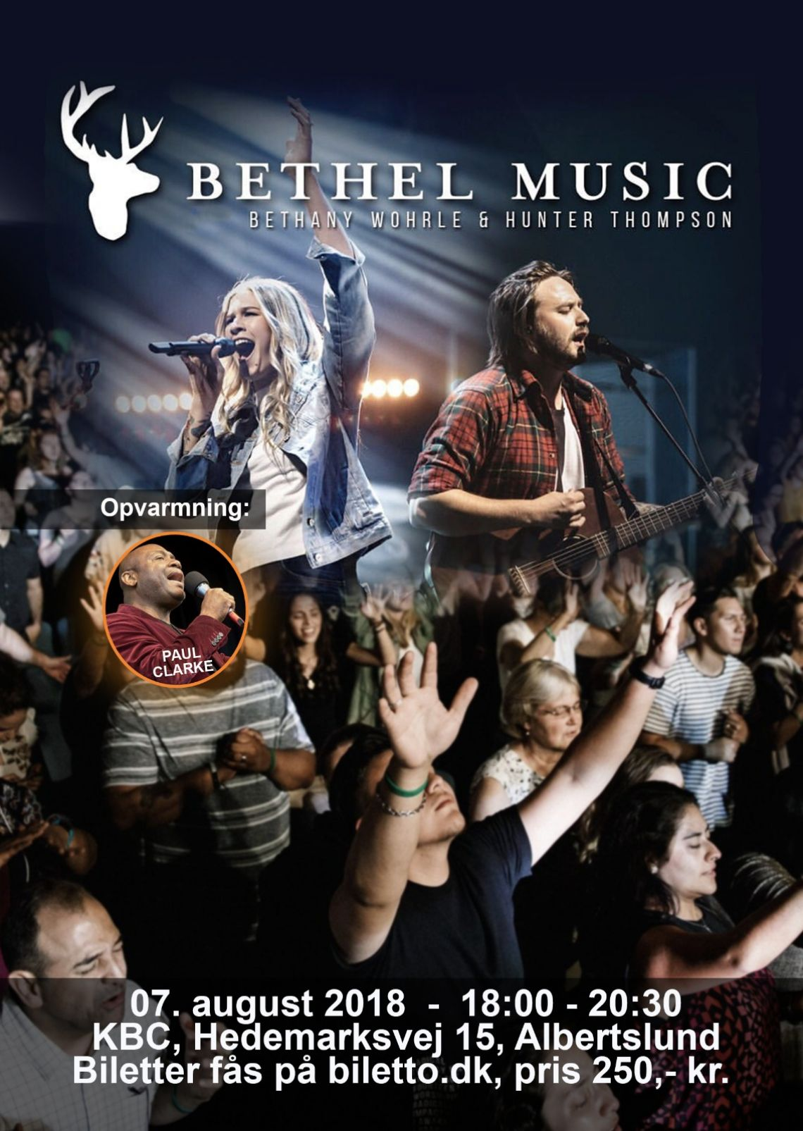COPENHEAVEN with Bethel Music.