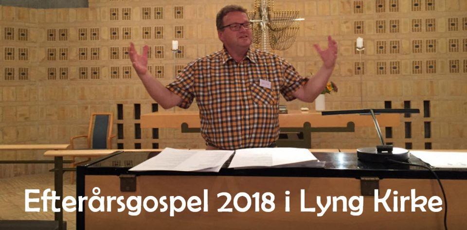 Efterårsgospel i Lyng Kirke, Fredericia