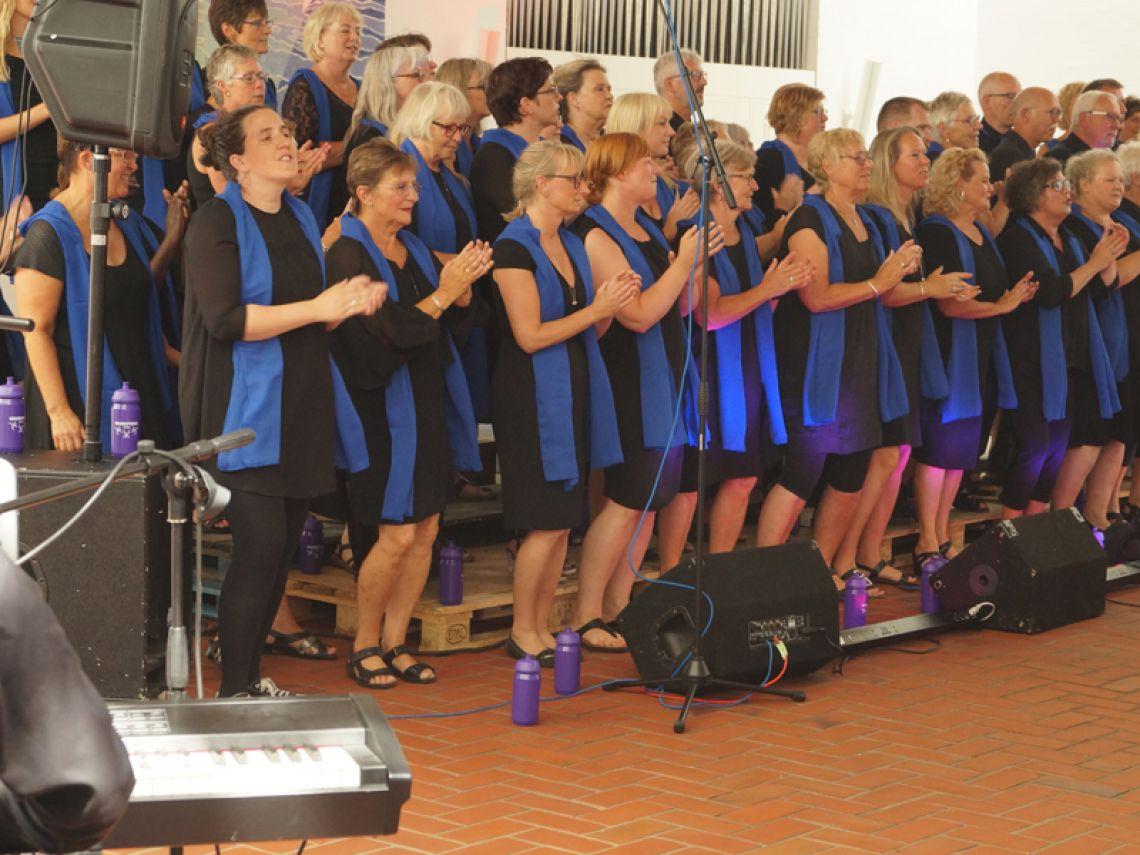 Ringsted Gospel Choir - Åben øvelse
