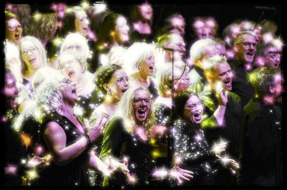 Bling & Bobler - SoulSingers Jubilæumskoncert kl. 19