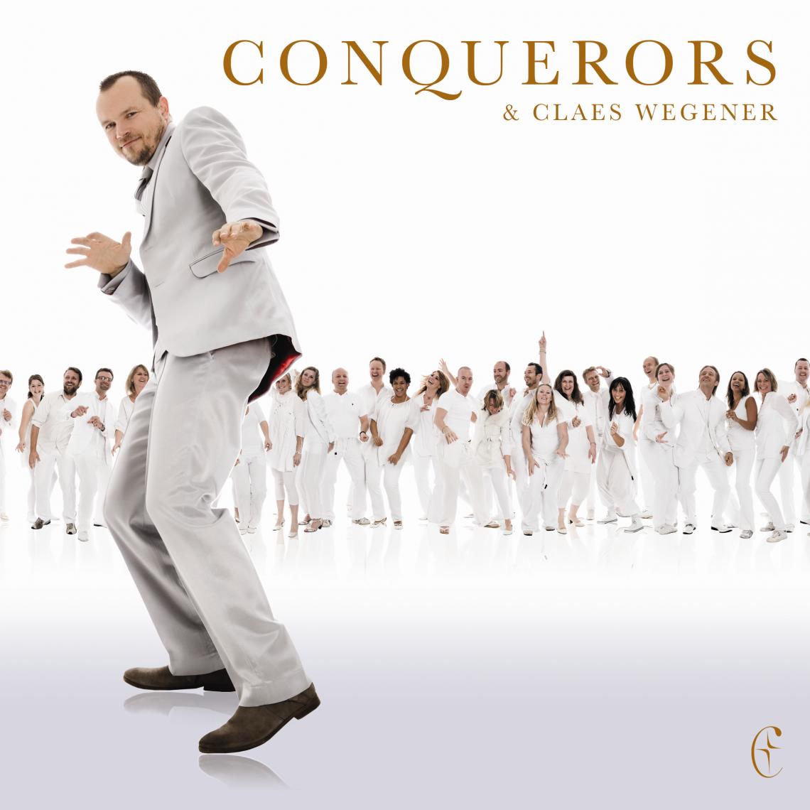 Gospelkoncert med CONQUERORS