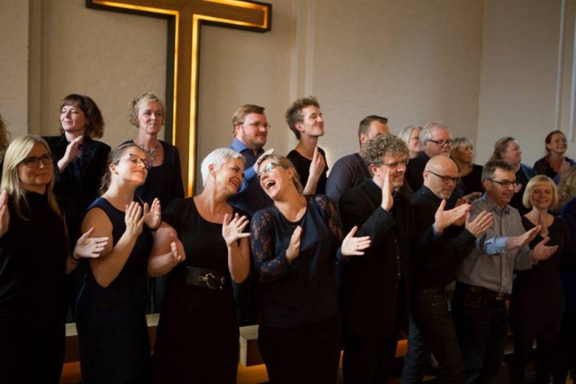 Gospelgudstjeneste med Lene Nørrelykke & REJOICE