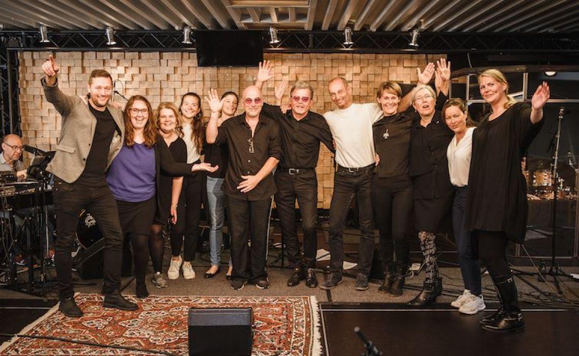 Gospelgudstjeneste i Aarhus Gospel Fellowship