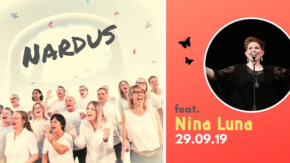 Nardus feat. Nina Luna - gospelgudstjeneste