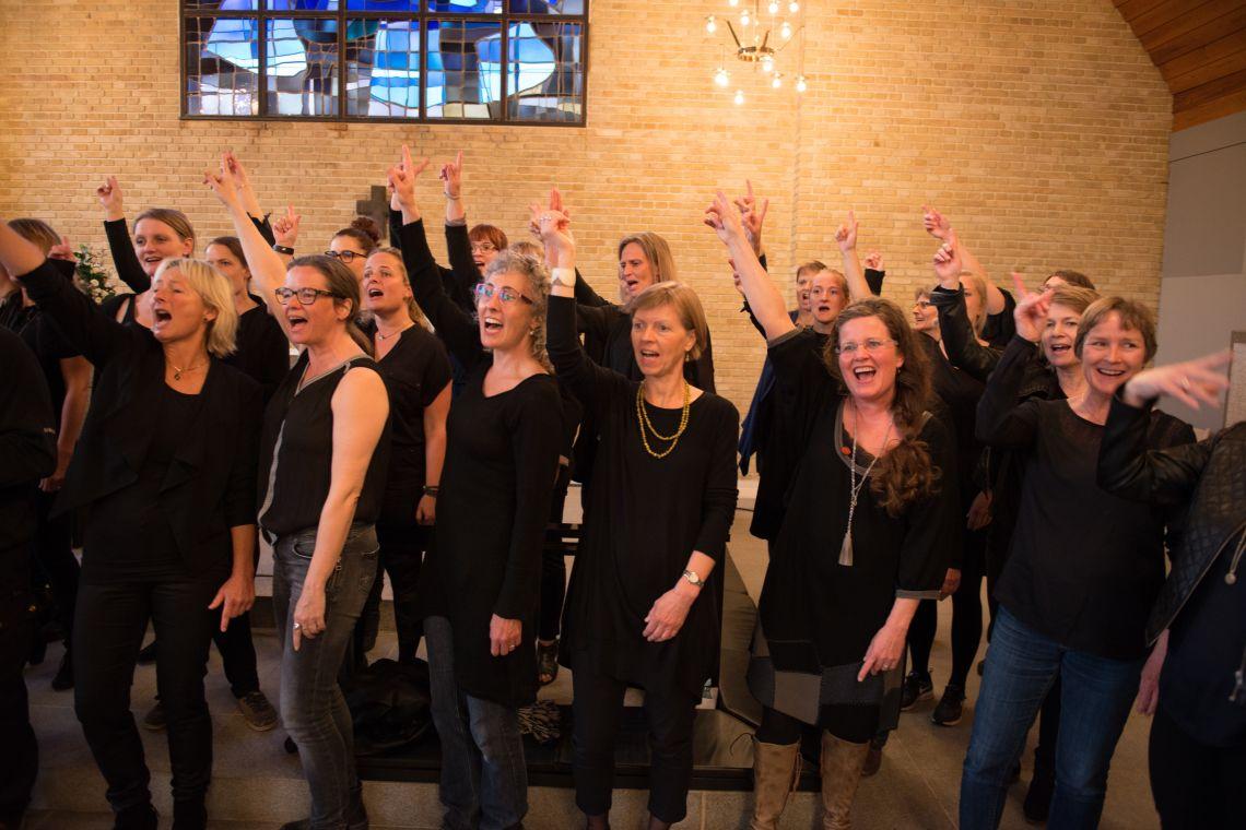 Fredens Gospelkor - sæsonstart