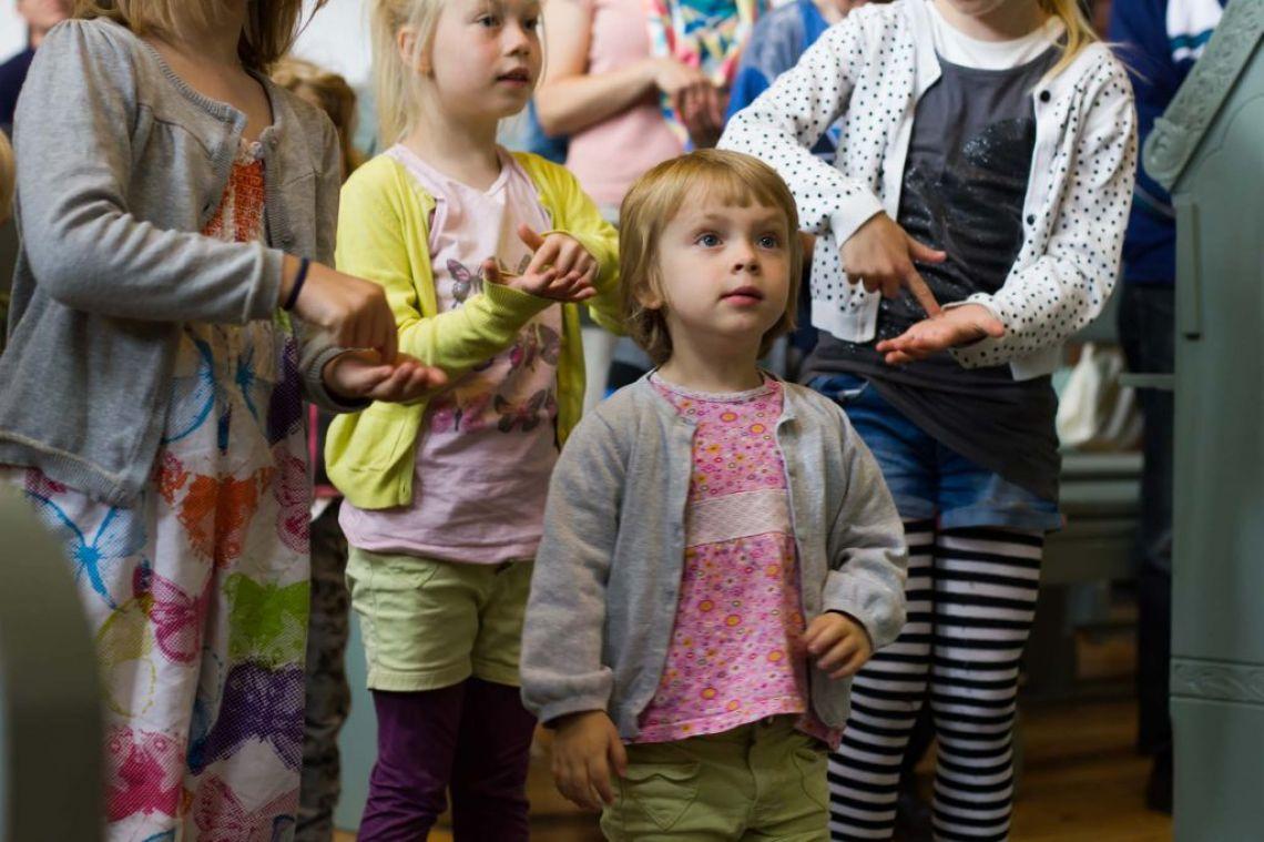 Debutopstart - Gospel Generation Mini i Købnerkirken