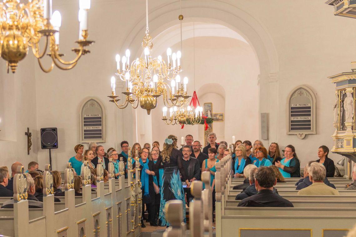 Fairplay Gospel & Soul, Sæsonstart