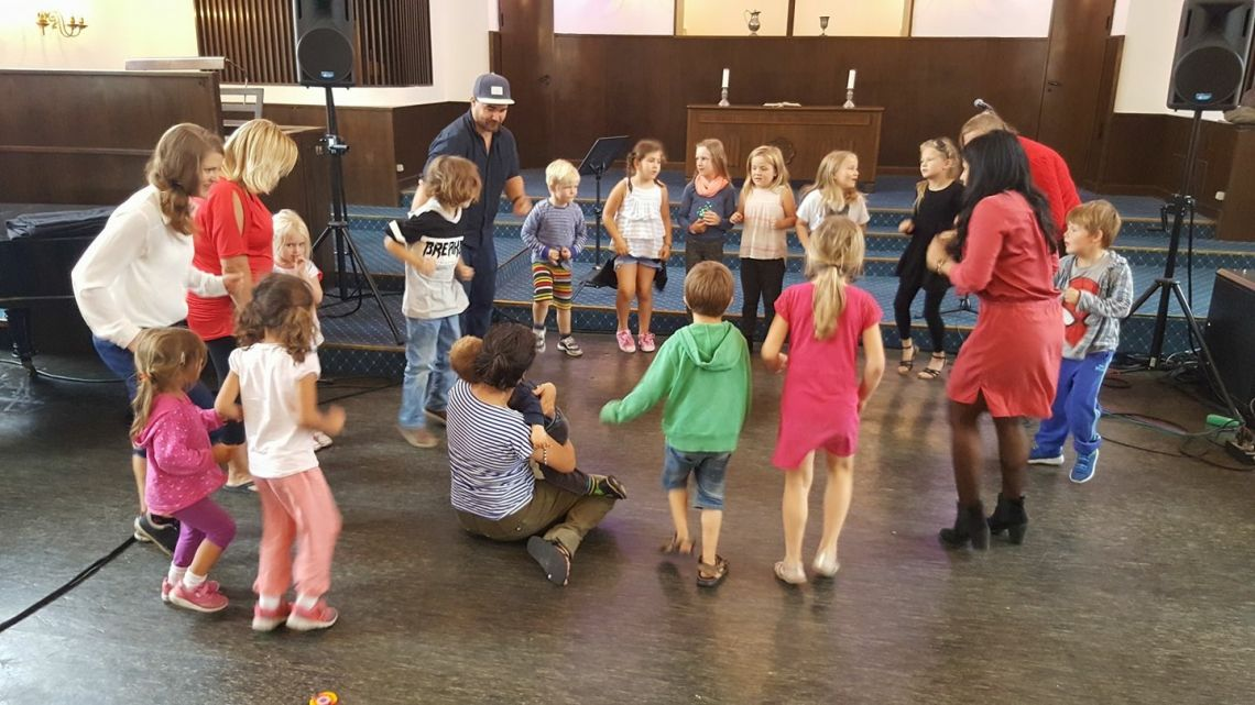 Gospel Generation Kids (Amager)