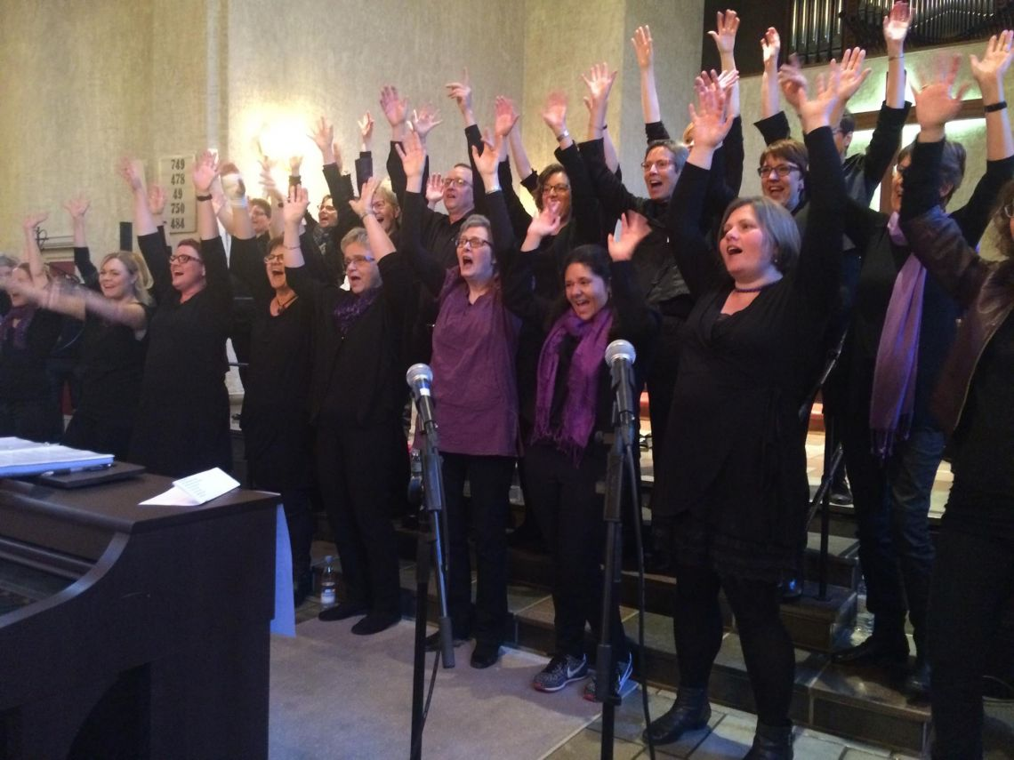 Good Time Gospel Choir